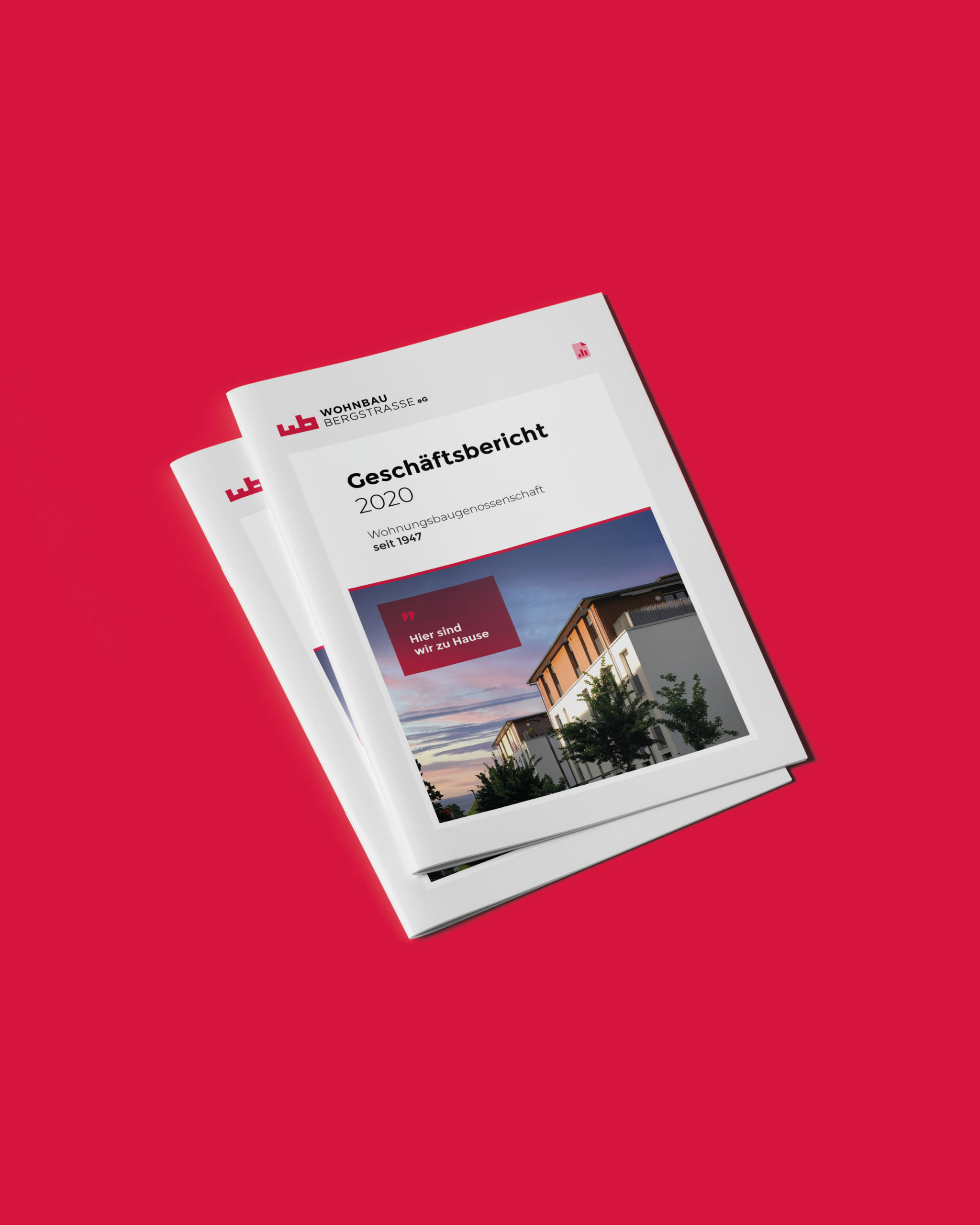 Wohnbau Bergstrasse eG, Geschäftsbericht 2020, Friedemann Hertrampf